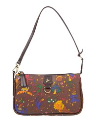 Piero Guidi Handbags Cocoa