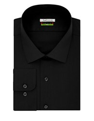 Van Heusen Flex Collar Big Dress Shirt Black