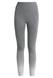 Roxy Pass Tights Charcoal Heather Grey