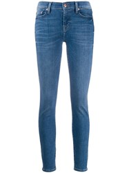 7 For All Mankind Slim Illusion Mid Rise Skinny Jeans 60