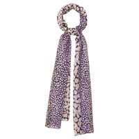 Viyella Pebble Scarf Navy