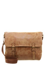 Pier One Across Body Bag Cognac