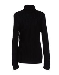 Emporio Armani Turtlenecks Black