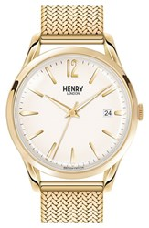 Women's Henry London 'Westminster' Bracelet Watch 39Mm