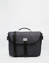 Sandqvist Patrik Messenger Bag Grey