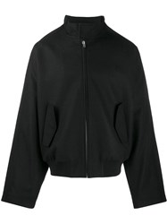 Maison Martin Margiela Zipped Jacket Black