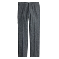 J.Crew Ludlow Suit Pant In Japanese Chambray Chambray Blue