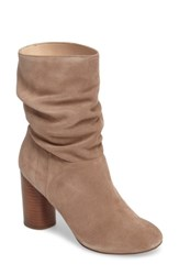 Sole Society Women's Belen Slouchy Bootie Night Taupe