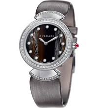 Bulgari Divas' Dream 18Kt White Gold And Diamond Watch