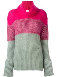 Lala Berlin 'Rojin' Jumper Red
