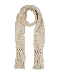 Only Accessories Oblong Scarves Women Ivory