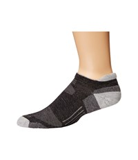 Carhartt Merino Wool All Terrain Low Cut Tab Sock Charcoal Men's Low Cut Socks Shoes Gray