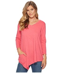 Fresh Produce Ella Tunic Papaya Fruit Pink Women's Clothing