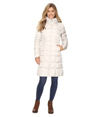 The North Face Metropolis Parka Ii Dove Grey Women's Coat Gray