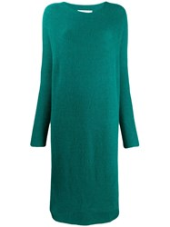 Christian Wijnants Knitted Dress Green