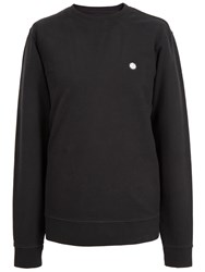 Pretty Green Foxflair Sweat Black