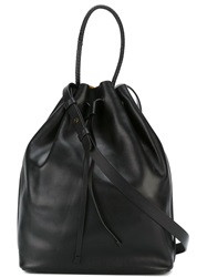 Desa 1972 'Nine' Bucket Bag Black