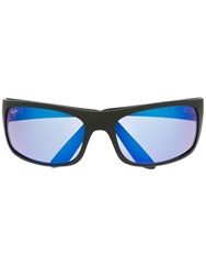 Maui Jim Peahi Sunglasses Black