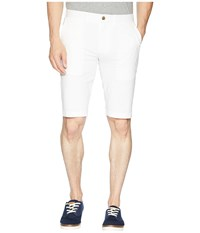 Ben Sherman Fashion Ec1 Shorts White