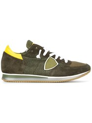 Philippe Model 'Tropez' Sneakers Green