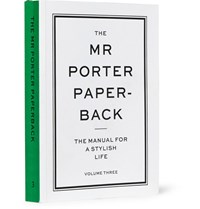 The Mr Porter Paperback Manual For A Stylish Life Volume Three Book White
