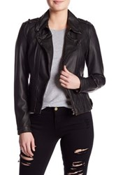 Jakett Vegan Josey Embossed Jacket Black