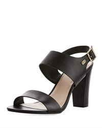 Cole Haan Octavia Grand Leather Slingback Sandal Black