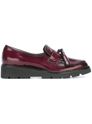 P.A.R.O.S.H. Tassel Loafers Red