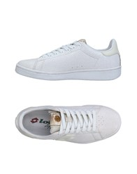 Lotto Leggenda Sneakers Ivory