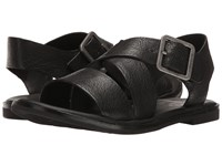 Kork Ease Nara Black Full Grain Women's Sandals