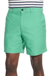 Farah Men's 'Bristow' Woven Cotton Shorts Deep Mint