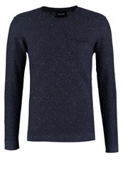 Only And Sons Onsdian Jumper Dark Navy Dark Blue