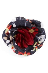 Hook Albert Men's Lapel Flower