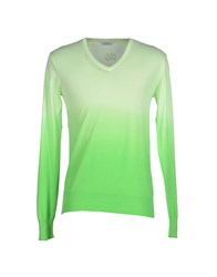 Gaudi' Knitwear Jumpers Men Green