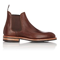 Crockett Jones And Men's Chelsea 5 Chelsea Boots Brown
