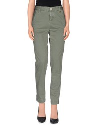 Roy Rogers Roy Roger's Choice Trousers Casual Trousers Women Green