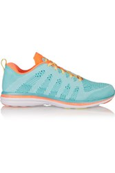 Athletic Propulsion Labs Techloom Pro Mesh Sneakers Bright Blue