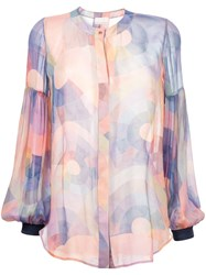 Ginger And Smart Theory Blouse Multicolour