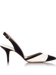 Kurt Geiger London Tiah Sling Back Court Shoes Multi