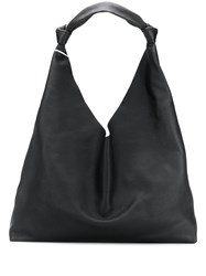 The Row Bindle Tote Black