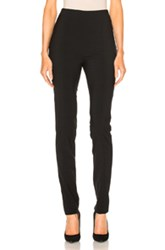 Prabal Gurung Stretch Wool Trousers In Black