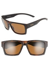 Smith Outlier 2Xl 59Mm Polarized Sunglasses Matte Tortoise