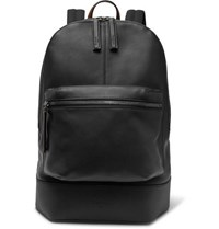 Berluti Volume Mm Leather Backpack Black