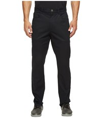 Travis Mathew Jet Pants Black Men's Casual Pants