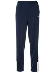 Ambush Relaxed Fit Track Trousers Blue