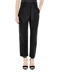 Sandro Holyholy Belted Trousers Black