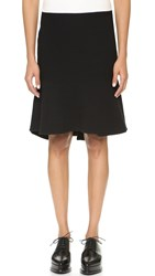 Ella Moss The Flounce Skirt Black