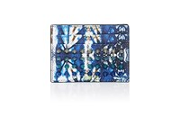 Christian Louboutin Kios Card Case Blue
