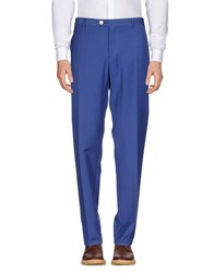 Marco Pescarolo Casual Pants Blue