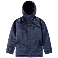 Head Porter Plus Insulated Coat Blue
